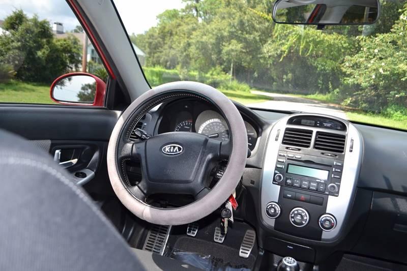 2008 Kia Spectra for sale at Car Bazaar in Pensacola FL