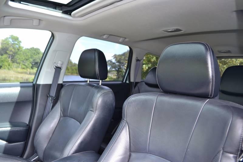 2007 Mitsubishi Outlander for sale at Car Bazaar in Pensacola FL