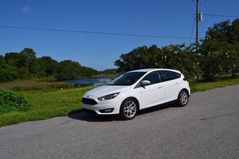 2015 Ford Focus for sale at Car Bazaar in Pensacola FL