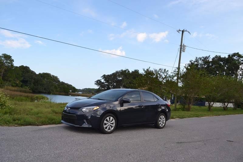 2016 Toyota Corolla LE Premium In Pensacola FL - Car Bazaar