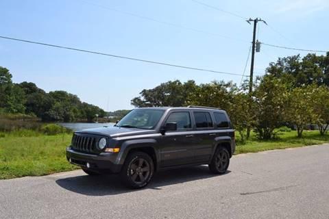 2016 Jeep Patriot for sale at Car Bazaar in Pensacola FL