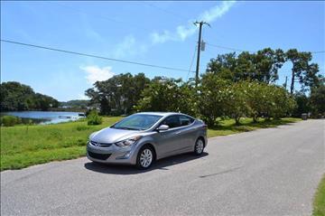 2015 Hyundai Elantra for sale at Car Bazaar in Pensacola FL