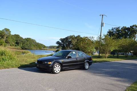 2003 BMW 3 Series for sale at Car Bazaar in Pensacola FL