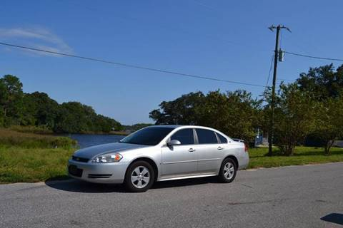 2009 Chevrolet Impala for sale at Car Bazaar in Pensacola FL