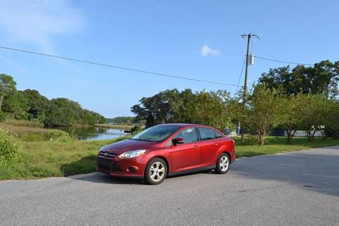 2014 Ford Focus for sale at Car Bazaar in Pensacola FL
