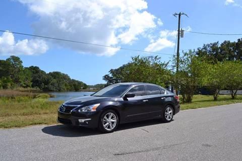 2015 Nissan Altima for sale at Car Bazaar in Pensacola FL