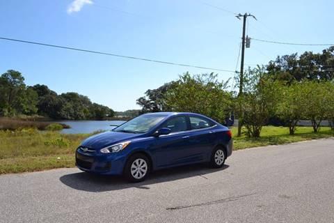 2016 Hyundai Accent for sale at Car Bazaar in Pensacola FL