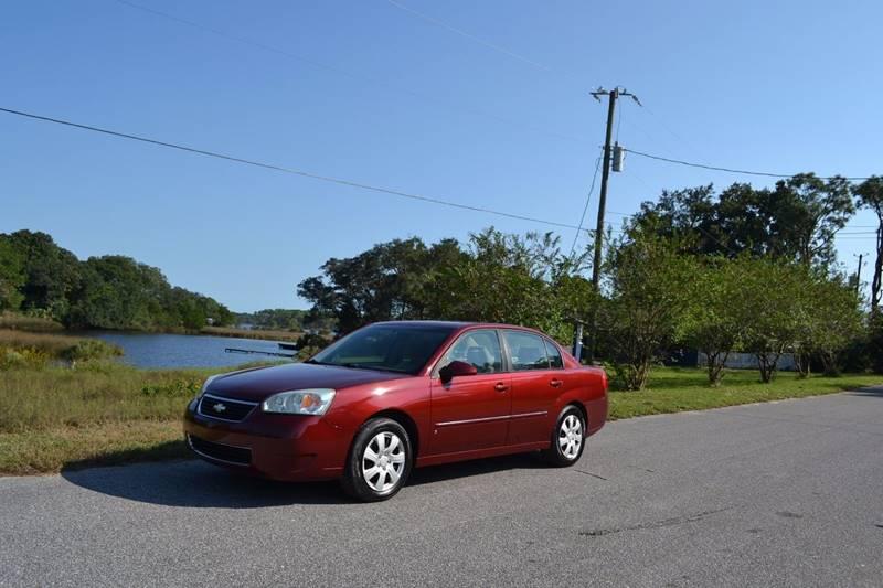 Good 2006 Chevrolet Malibu For Sale At Car Bazaar In Pensacola FL