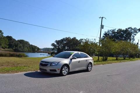 2014 Chevrolet Cruze for sale at Car Bazaar in Pensacola FL