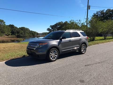 2014 Ford Explorer for sale at Car Bazaar in Pensacola FL
