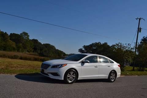 2016 Hyundai Sonata for sale at Car Bazaar in Pensacola FL