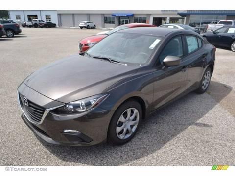 2015 Mazda MAZDA3 for sale at Car Bazaar in Pensacola FL