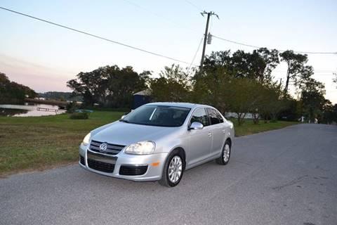 2007 Volkswagen Jetta for sale at Car Bazaar in Pensacola FL