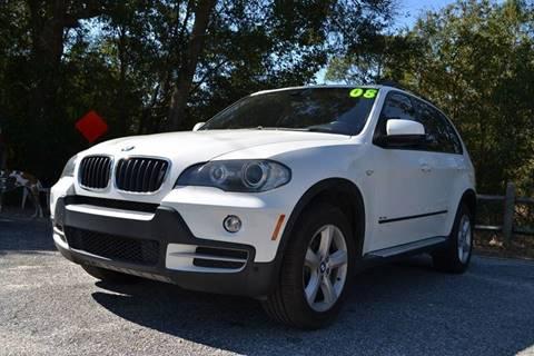 2008 BMW X5 for sale at Car Bazaar in Pensacola FL