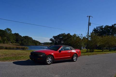 2008 Ford Mustang for sale at Car Bazaar in Pensacola FL