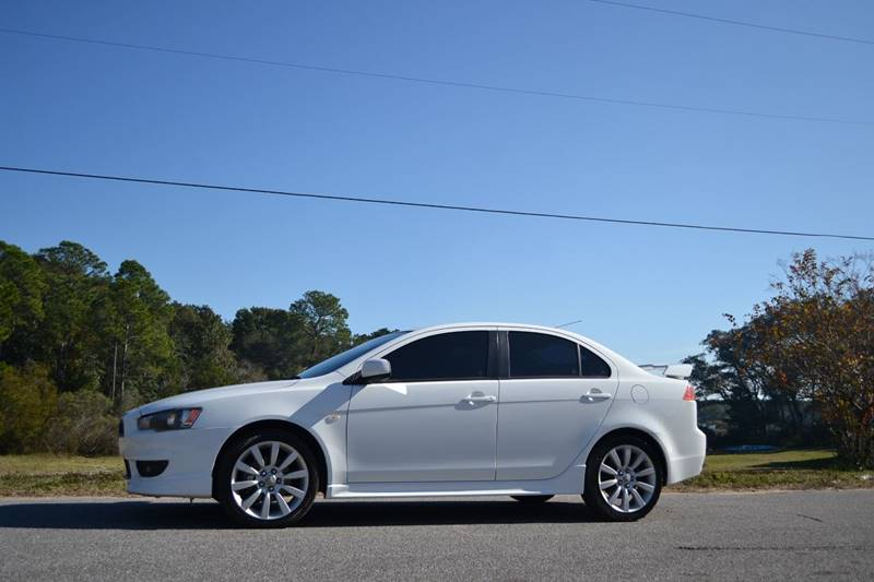 2008 Mitsubishi Lancer For Sale At Car Bazaar In Pensacola FL