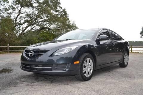 2012 Mazda MAZDA6 for sale at Car Bazaar in Pensacola FL