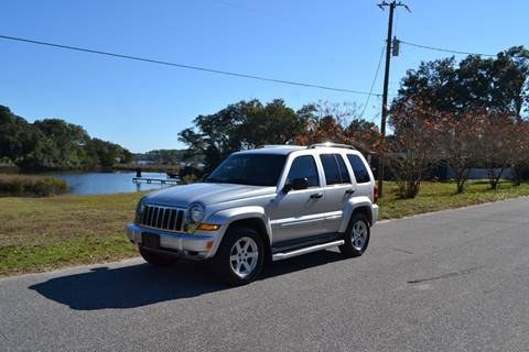 2005 Jeep Liberty for sale at Car Bazaar in Pensacola FL