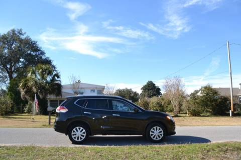 2016 Nissan Rogue for sale at Car Bazaar in Pensacola FL
