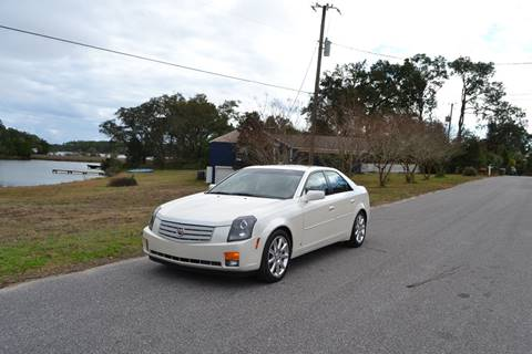 2007 Cadillac CTS for sale at Car Bazaar in Pensacola FL