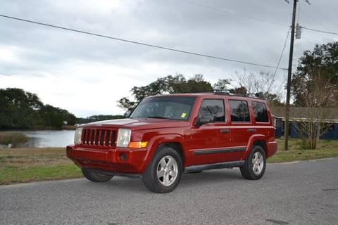 2006 Jeep Commander for sale at Car Bazaar in Pensacola FL