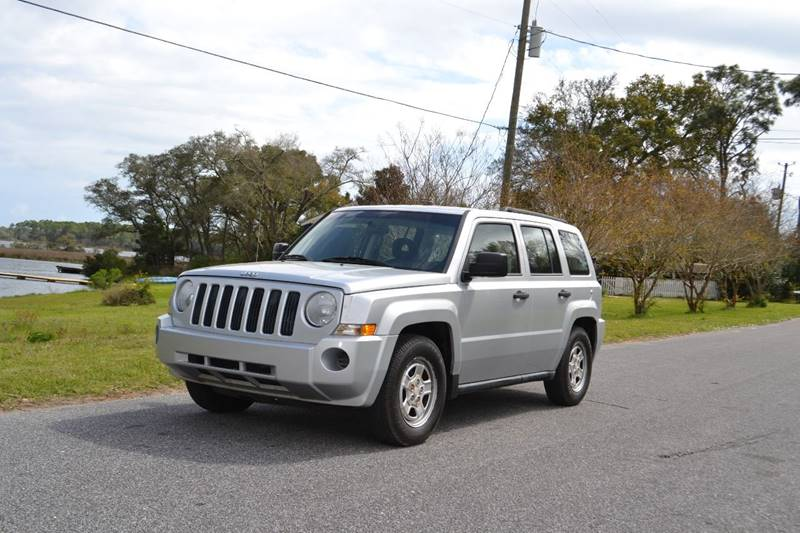 2008 Jeep Patriot For Sale At Car Bazaar In Pensacola FL