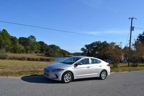 2017 Hyundai Elantra for sale at Car Bazaar in Pensacola FL
