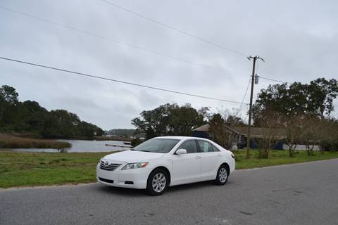 2008 Toyota Camry Hybrid for sale at Car Bazaar in Pensacola FL