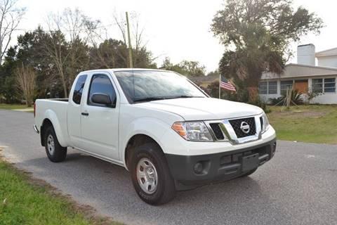 2015 Nissan Frontier for sale at Car Bazaar in Pensacola FL