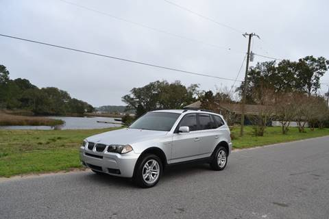 2006 BMW X3 for sale at Car Bazaar in Pensacola FL