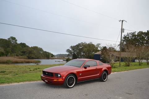 2009 Ford Mustang for sale at Car Bazaar in Pensacola FL