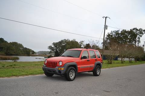 2002 Jeep Liberty for sale at Car Bazaar in Pensacola FL