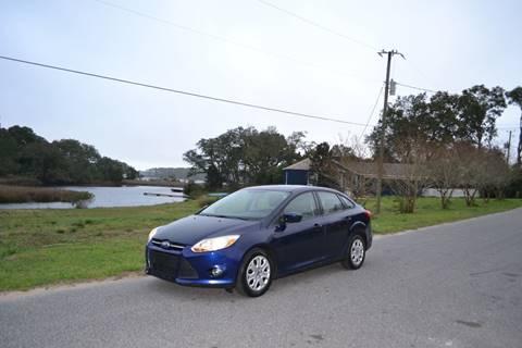 2012 Ford Focus for sale at Car Bazaar in Pensacola FL