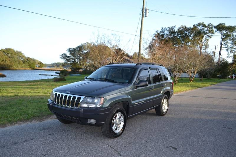 2003 Jeep Grand Cherokee For Sale At Car Bazaar In Pensacola FL