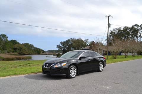 Used nissan altima for sale in pensacola fl for Frontier motors pensacola fl