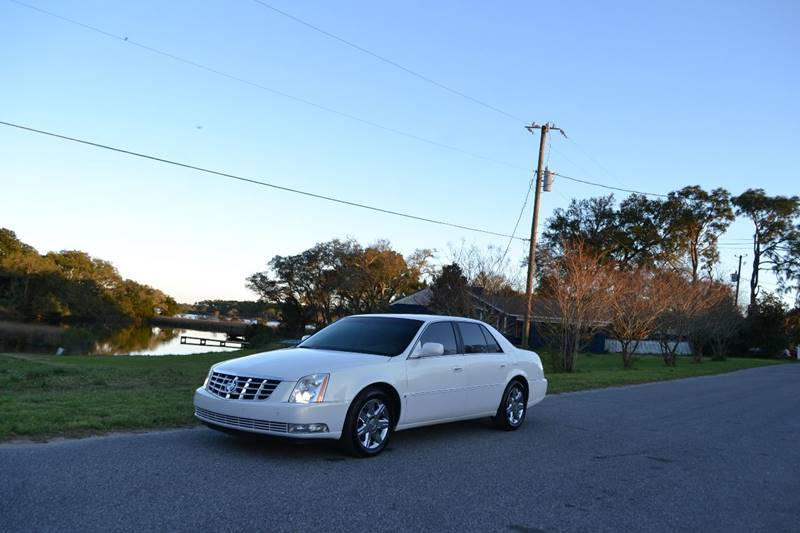 2006 Cadillac Dts Luxury Ii In Pensacola Fl Car Bazaar