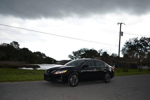 2017 Nissan Altima for sale at Car Bazaar in Pensacola FL