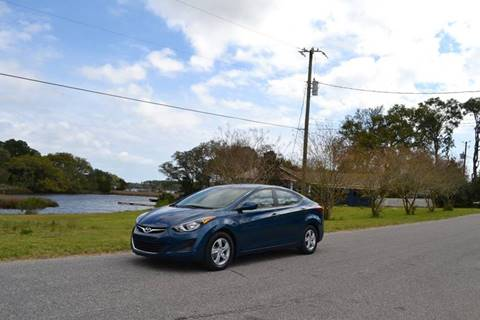2014 Hyundai Elantra for sale at Car Bazaar in Pensacola FL