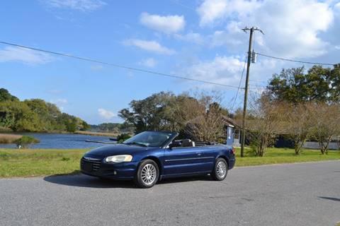 2006 Chrysler Sebring for sale at Car Bazaar in Pensacola FL