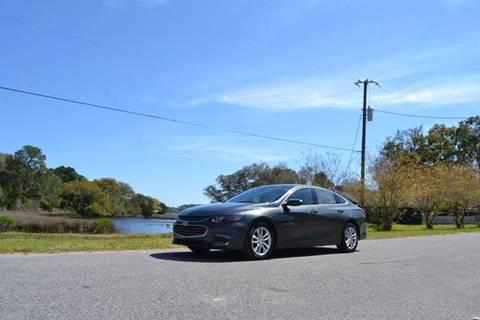 2017 Chevrolet Malibu for sale at Car Bazaar in Pensacola FL