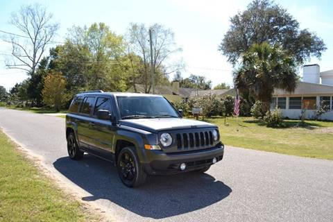 2015 Jeep Patriot for sale at Car Bazaar in Pensacola FL