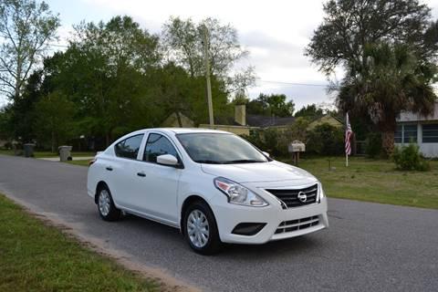 2016 Nissan Versa for sale at Car Bazaar in Pensacola FL