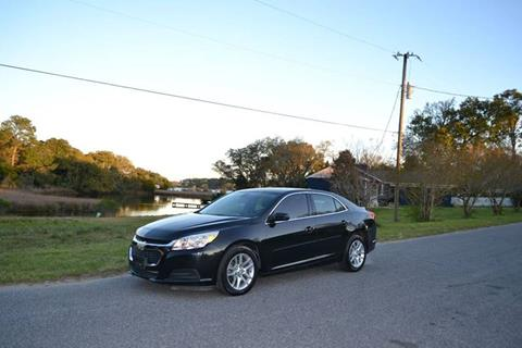 2014 Chevrolet Malibu for sale at Car Bazaar in Pensacola FL