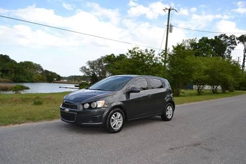 2014 Chevrolet Sonic for sale at Car Bazaar in Pensacola FL