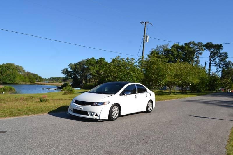 2011 Honda Civic For Sale At Car Bazaar In Pensacola FL