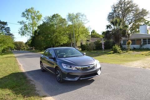 2017 Honda Accord for sale at Car Bazaar in Pensacola FL