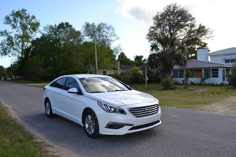 2015 Hyundai Sonata for sale at Car Bazaar in Pensacola FL