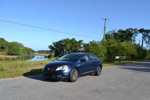 2011 Suzuki Kizashi for sale at Car Bazaar in Pensacola FL