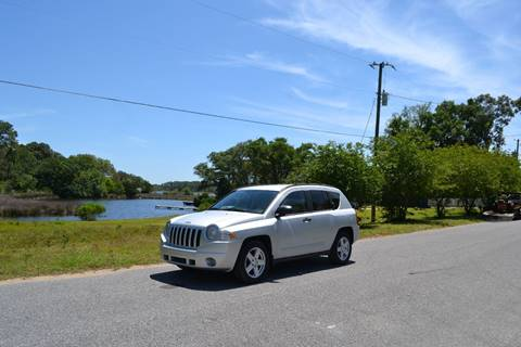 2007 Jeep Compass for sale at Car Bazaar in Pensacola FL
