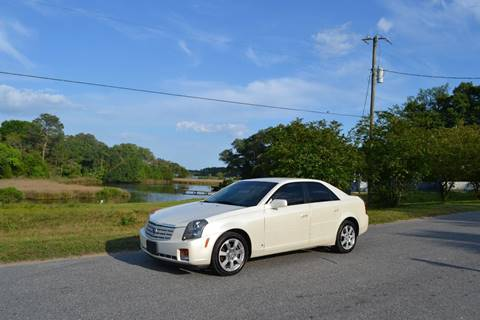 2006 Cadillac CTS for sale at Car Bazaar in Pensacola FL